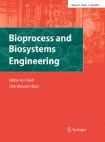 Bioprocess and Biosystems Engineering