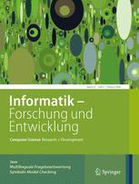 Informatik - Forschung und Entwicklung