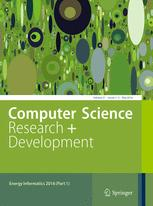 Computer Science - Research and Development 1-2/2016