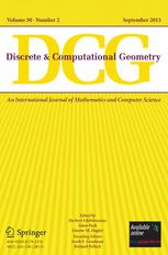 Discrete & Computational Geometry