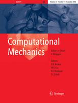 Computational Mechanics