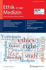 Ethik in der Medizin