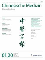 Chinesische Medizin / Chinese Medicine