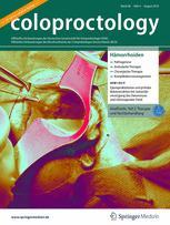 coloproctology (deutschsprachig)