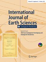 International Journal of Earth Sciences
