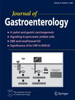 Journal of Gastroenterology