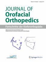 Journal of Orofacial Orthopedics / Fortschritte der Kieferorthopädie 1/2017