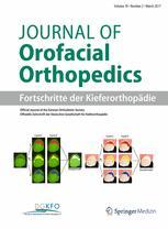 Journal of Orofacial Orthopedics / Fortschritte der Kieferorthopädie 2/2017