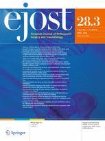 European Journal of Orthopaedic Surgery & Traumatology
