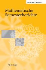 Mathematische Semesterberichte