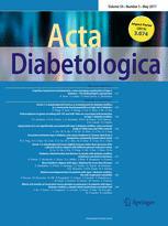 Acta Diabetologica