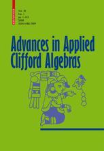 Advances in Applied Clifford Algebras