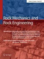 Rock Mechanics and Rock Engineering 3/2017