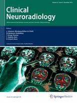 Clinical Neuroradiology 4/2012