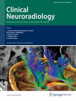 Clinical Neuroradiology