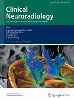Clinical Neuroradiology
