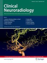 Clinical Neuroradiology 3/2014
