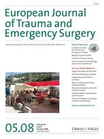 European Journal of Trauma and Emergency Surgery