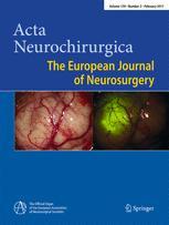 Acta Neurochirurgica