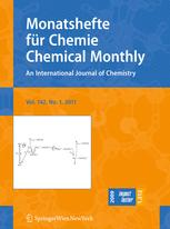 Monatshefte für Chemie - Chemical Monthly