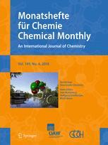 Monatshefte für Chemie - Chemical Monthly