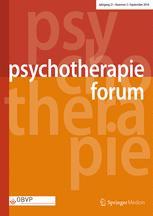 Psychotherapie Forum