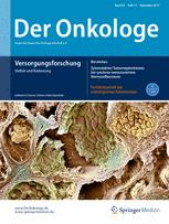 Der Onkologe 11/2017