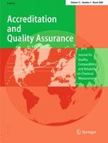 Accreditation and Quality Assurance