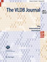 The VLDB Journal