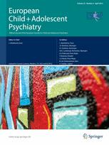 European Child & Adolescent Psychiatry