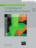 Computing and Visualization in Science