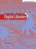 International Journal on Digital Libraries