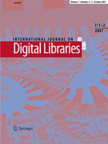 International Journal on Digital Libraries