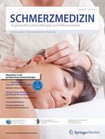 Schmerzmedizin 1/2017