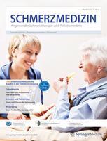 Schmerzmedizin 3/2017