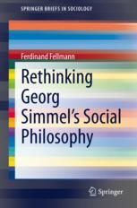 Rethinking Georg Simmel's Social Philosophy