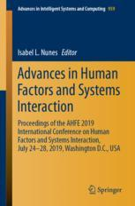 Advances in Human Factors and Systems Interaction