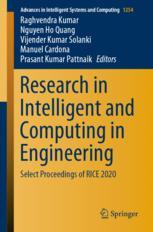 Research in Intelligent and Computing in Engineering