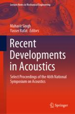 Recent Developments in Acoustics