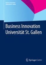 Business Innovation Universität St. Gallen