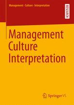 Management – Culture – Interpretation