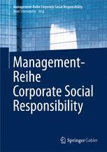 Management-Reihe Corporate Social Responsibility