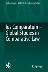 Ius Comparatum - Global Studies in Comparative Law