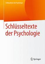 Schlüsseltexte der Psychologie