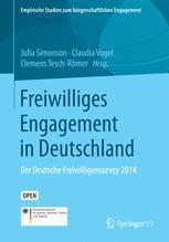 Freiwilliges Engagement in Deutschland