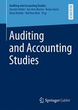 Auditing and Accounting Studies