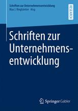Schriften zur Unternehmensentwicklung