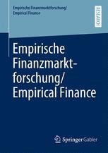 Empirische Finanzmarktforschung/Empirical Finance