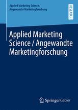 Applied Marketing Science / Angewandte Marketingforschung