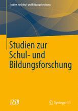 Studien zur Schul- und Bildungsforschung